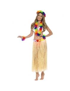 Set hawaïen multicolore | Accessoires