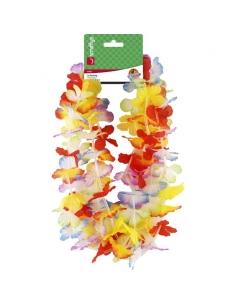 Guirlande de fleurs multicolore | Accueil