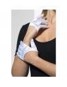 Demi-gants blancs | Accessoires