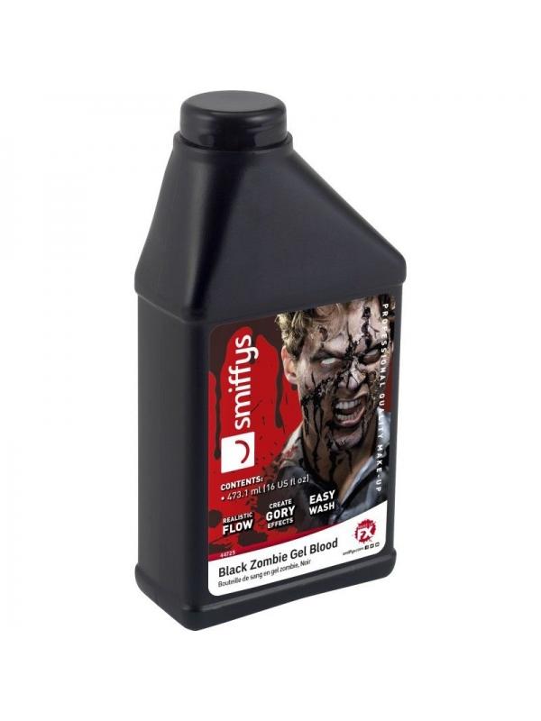 Bouteille gel sang zombie noir 473,17 mL   Accessoires