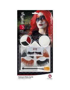 Kit maquillage bouffonne sinistre | Accessoires