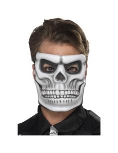 Masque squelette jour des morts   Accessoires
