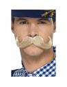 Authentique moustache oktoberfest | Accessoires