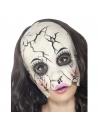 Masque poupée abîmée | Accessoires