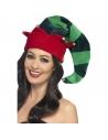 Chapeau elfe peluche | Accessoires
