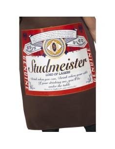 Costume bouteille de bière Studmeister | Déguisement