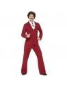Costume Ron Burgundy Licence Anchorman   Déguisement
