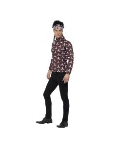 Costume Derek Licence Zoolander | Déguisement