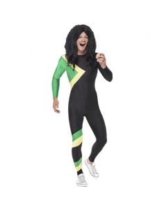 Justaucorps héros jamaïcain | Déguisement