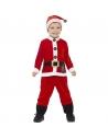 Costume enfant Père Noël américain   Déguisement Enfant