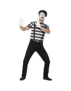 Costume mime homme | Déguisement