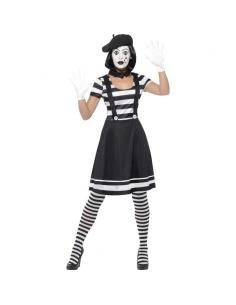 Costume mime femme | Déguisement