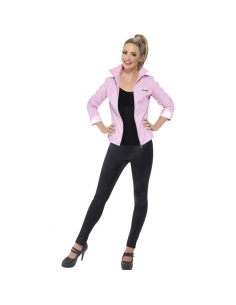 Veste Pink Ladies luxe Licence Grease | Déguisement