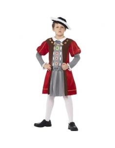 Costume Henri VIII | Déguisement Enfant