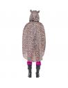 Poncho party imperméable léopard | Déguisement
