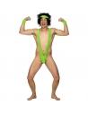 Tenue Borat vert | Humour