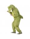 Déguisement Crocodile Peluche Adulte (combinaison avec capuche)