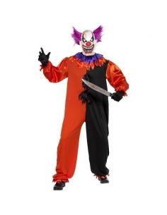 Costume clown effrayant Bo Bo | Déguisement