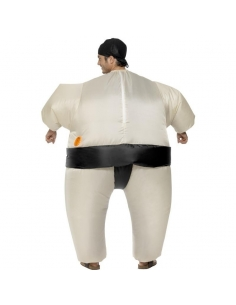 Costume gonflable sumo | Déguisement