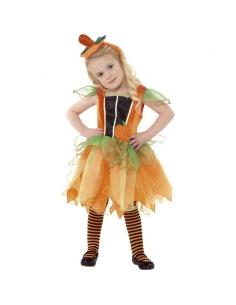 Costume fée citrouille | Déguisement Enfant