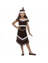 Costume petite indienne   Déguisement Enfant