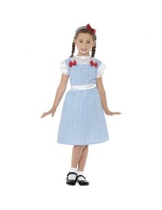 Costume fillette de la campagne | Déguisement Enfant