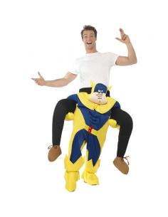 Costume Bananaman Piggy Back Licence | Déguisement