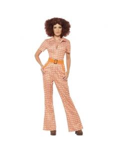 Costume femme authentique des années 70   Déguisement