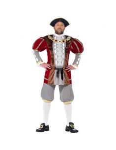 Costume Henri VIII luxe | Déguisement