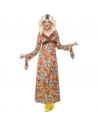 Robe longue Woodstock | Déguisement