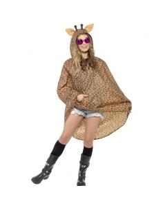 Poncho party imperméable girafe | Déguisement