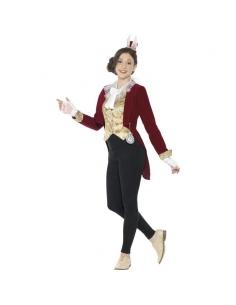 Costume lapine classique bordeaux | Déguisement