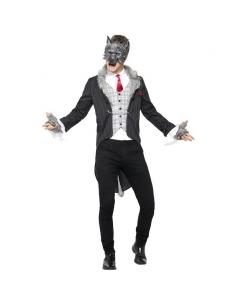 Costume grand méchant loup   Déguisement