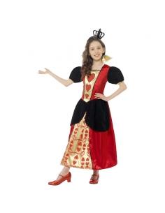 Costume Dame de coeur | Déguisement Enfant
