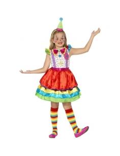 Costume clown luxe | Déguisement Enfant