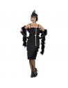 Costume Femme Charleston - Années 20 - noir | Déguisement