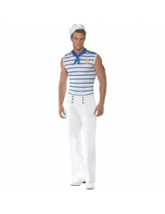 Costume homme marin sexy | Déguisement