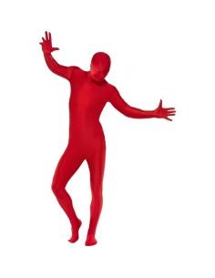 Combinaison seconde peau rouge | Déguisement