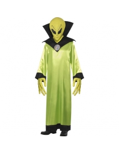 Costume seigneur des aliens   Déguisement