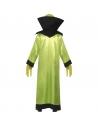 Déguisement Alien vert pour adulte ( costume, le masque et les gants)| Déguisement