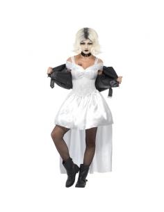 Costume mariée de Chucky | Déguisement