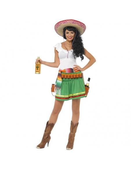 Costume mexicaine tequila | Déguisement