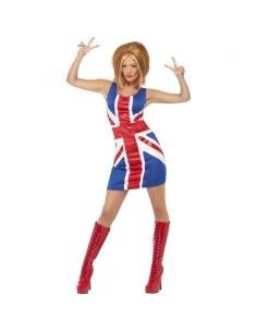 Costume robe Union Jack | Déguisement