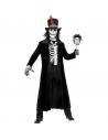 Costume vaudou noir   Déguisement