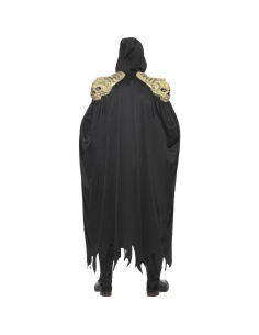 Costume moissonneur d'âmes noir et vert   Déguisement