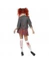 Costume zombie écolière   Déguisement