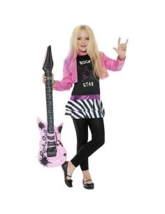 Costume rockstar glamour | Déguisement Enfant