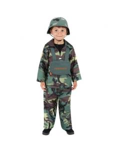 Costume parachutiste | Déguisement Enfant