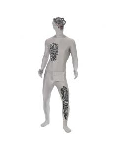 Costume seconde peau robot | Déguisement