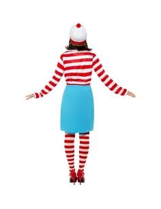Costume femme Où est Charlie | Déguisement